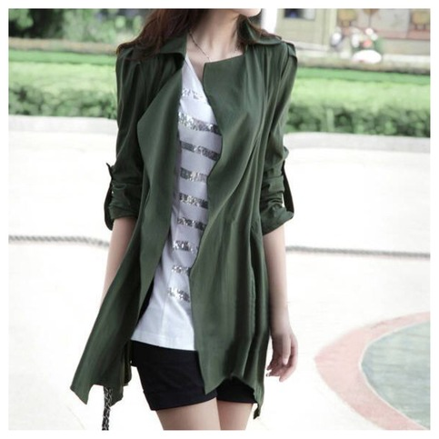 The most wearable green army jacket from doublelw on storenvy