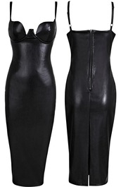 dress,dream it wear it,black,black dress,little black cress,little black dresses,midi,midi dress,straps,rock,goth,heavy,faux leather,leather,leather dress,faux leather dress,faux leather dresses,party,party dress,sexy,sexy dress,bondage dress,bondage dresses,free shipping,free shipping dresses,summer outfits,girly,romantic summer dress,pool party,clothes,little black dress,black leather,spaghetti strap,bandage,bandage dress,bodycon,bodycon dress,sexy party dresses,classy,classy dress,elegant,elegant dress,v neck,v neck dress,plunge v neck,summer dress,date outfit,celebrity,cocktail,cocktail dress,red carpet dress
