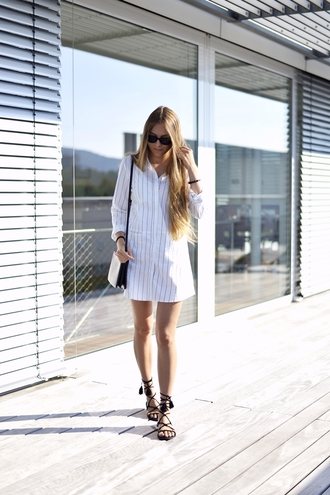 dress shoes bag jewels sunglasses by annna blogger
