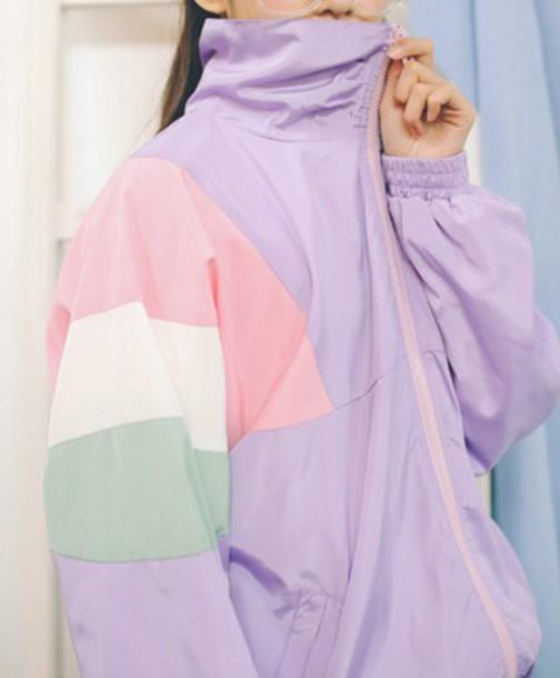 Jacket Pastel Black White Dress Top Skirt Fashion Pink Kawaii Harajuku Tumblr ...