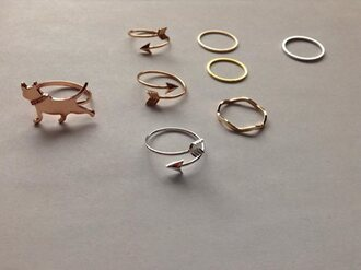 jewels undefined jewelry girly girly outfits tumblr ring rings and tings cute accessories bracelets