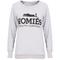 New womens lavender homies south central sweatshirt jumper top crew neck ladies   ebay