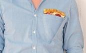 shirt,pizza,pizza pocket,checkered