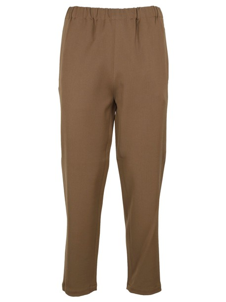 MARNI brown pants
