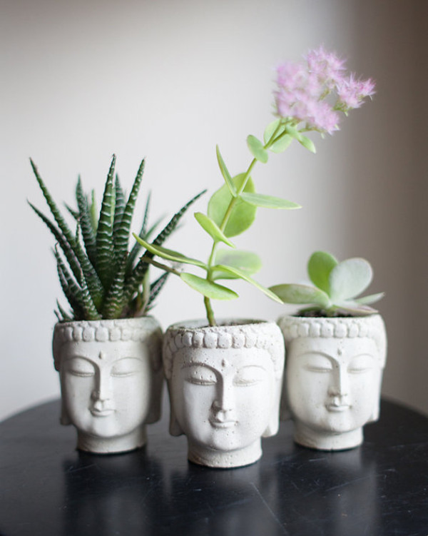 jewels bag pot flowers home accessory thai buddha white plant pot plants bouddha home decor hipster buddha classy