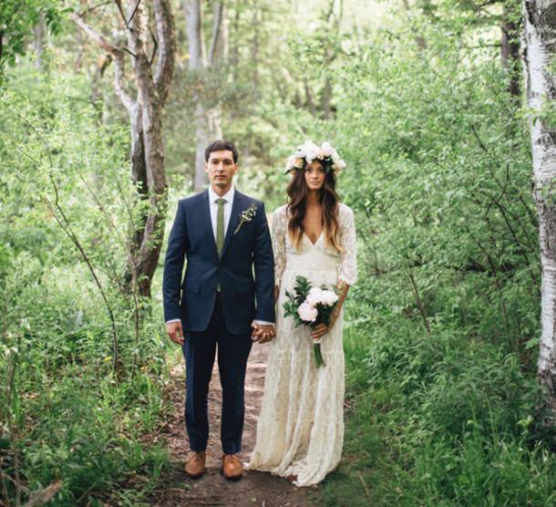 Hipster Wedding Photography: Green Wedding Shoes, Blogger, Wedding Dress, Hipster