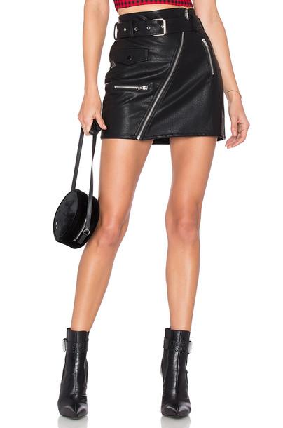 I.AM.GIA skirt black