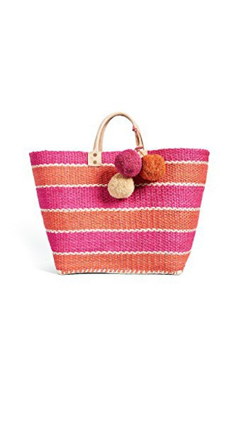 Mar Y Sol pink bag