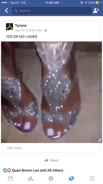 shoes silver heels high heel sandals silver sparkle