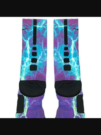 socks nike custon elite custom