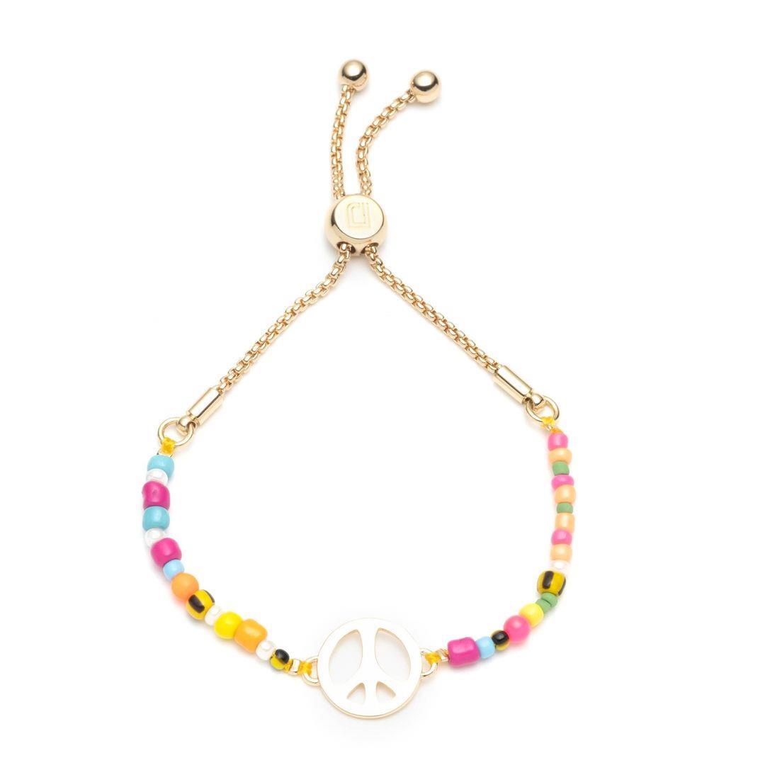 Shalom bracelet