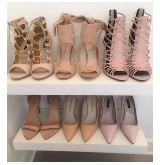 shoes high heels nude pumps pretty little liars pretty