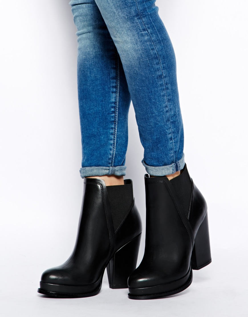 ASOS EMPIRE Chelsea Ankle Boots at asos.com