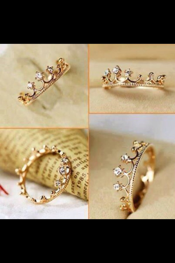 jewels ring accessories crown crown ring