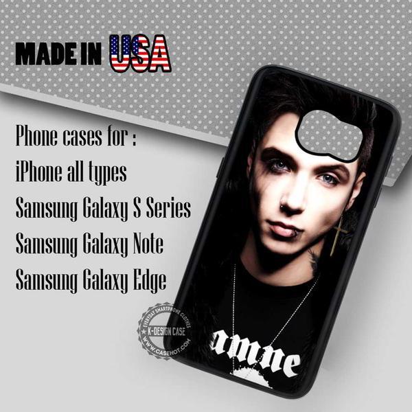 Samsung S7 Case - Black Veil Brides - iPhone Case #SamsungS7Case #music #yn