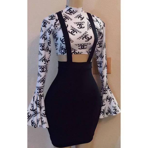 blouse chanel