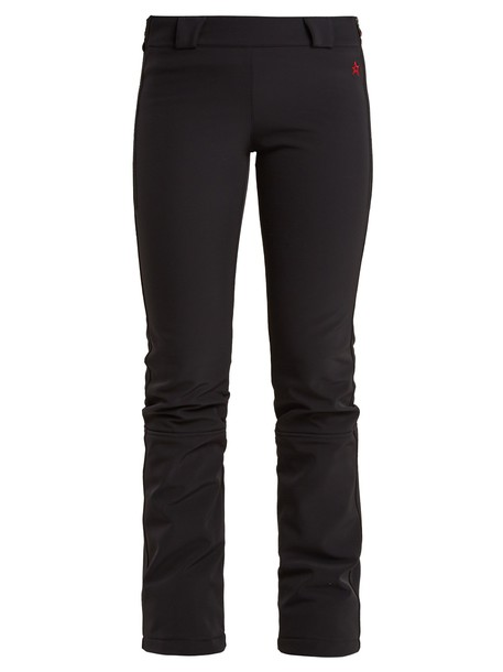 Perfect Moment flare high black pants