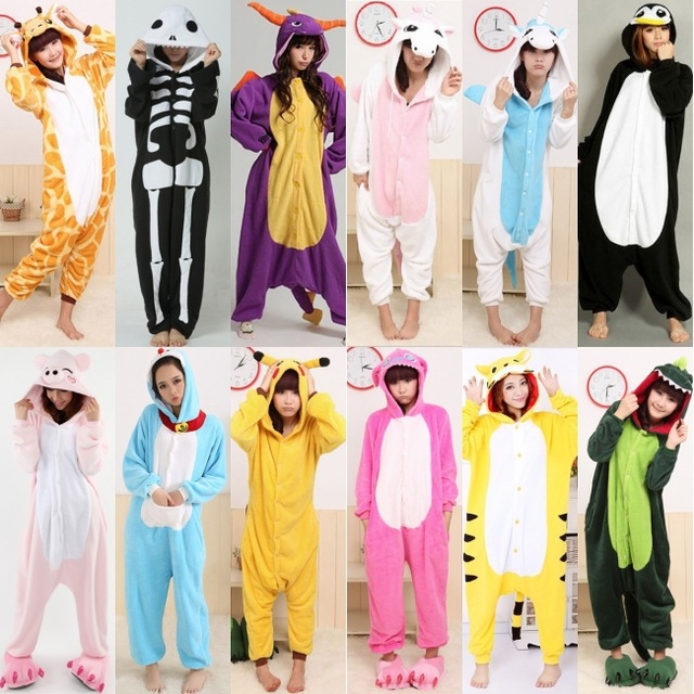 8872851c8db1 Online Shop Plus Size Halloween Costumes for Women and Men Adult  Anime  Cosplay  Adult Animal Footed ...