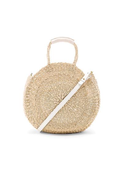 Clare V. white bag