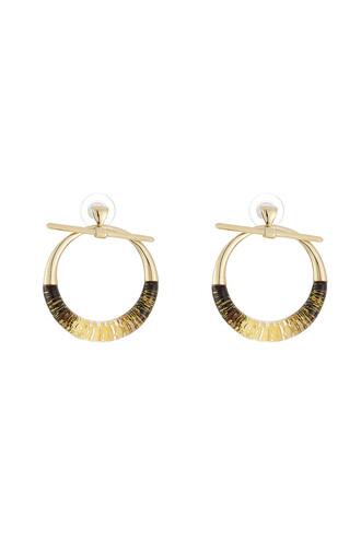 metal earrings hoop earrings gold jewels