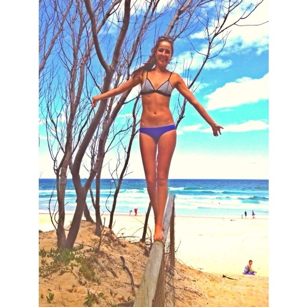 swimwear triangl triangl blue mesh wetsuit bikinis bikini top bikinis