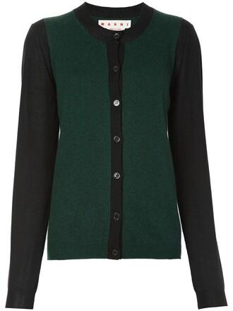 cardigan women green sweater