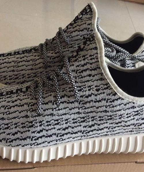 Adidas Cream White Yeezy Boost 350 V2 Size 11 Kanye West With
