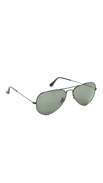 classic sunglasses aviator sunglasses black
