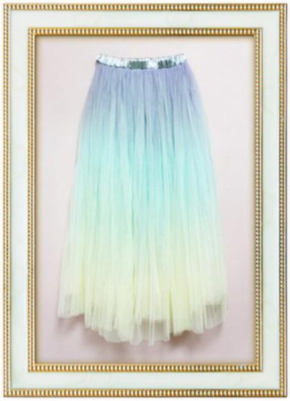 tulle skirt girly classy fairy