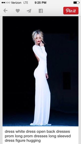prom dress white dress