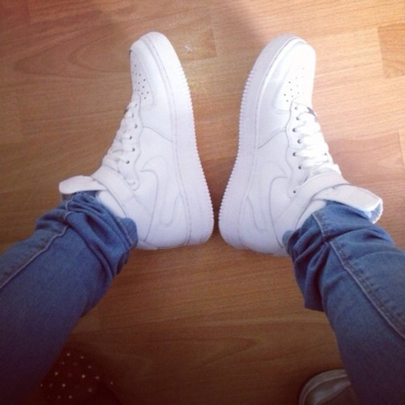 nike shoes white nike air force 1