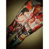 pants,rihanna