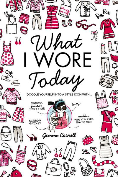 What i wore today