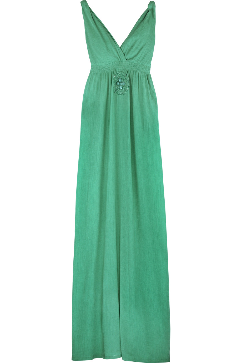 Discount Melissa Odabash Sanela Cotton Maxi Dress The Outnet