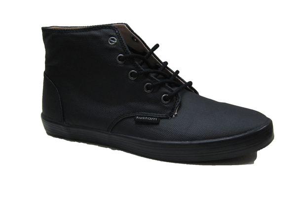 shoes, kustom, reese, women, black