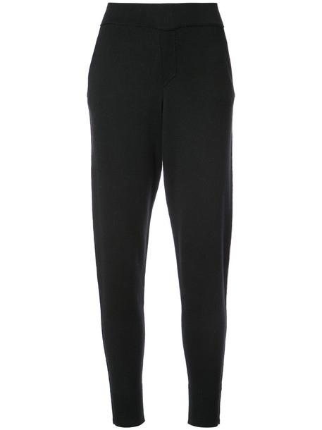 ATM Anthony Thomas Melillo pants track pants women cotton black