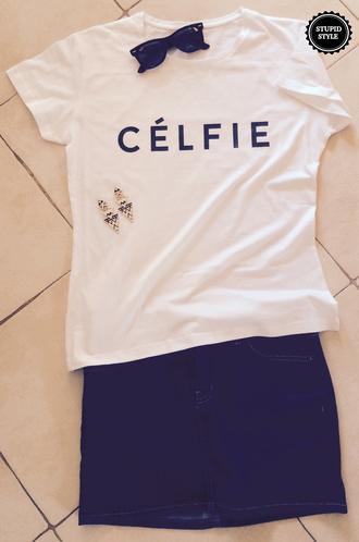 t-shirt celfie girls teens teenager