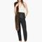 Satin sash trousers - women | mango
