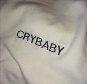 shirt,melanie martinez,cry baby,sweater,hoodie,t-shirt,crystal quartz