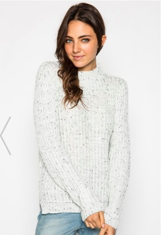 sweater cable knit knit jumper