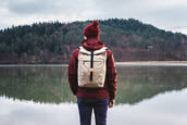 bag,backpack,rucksack,sac a dos,rolltop backpack,rolltop bag,rolltop,travel,travel bag,outdoors,lifestyle