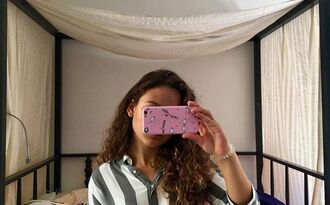 phone cover yeah bunny iphone cover space pink space