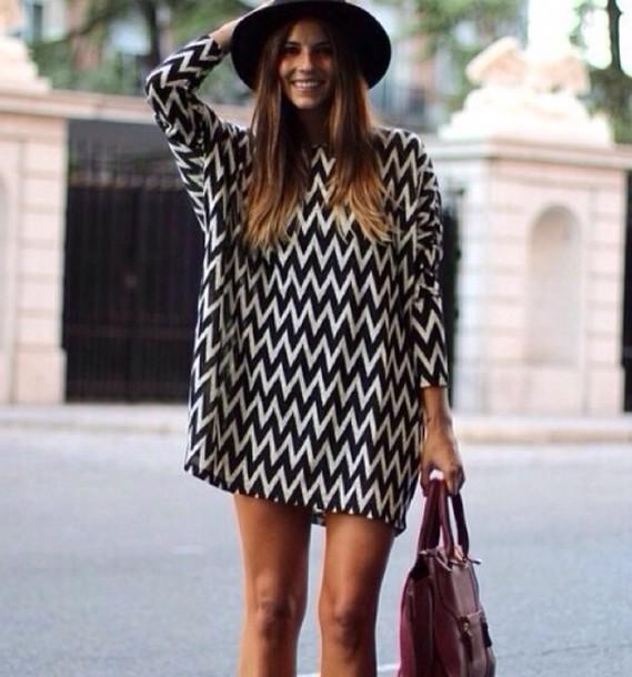 272392832e0 dress zigzag missoni sweater dress
