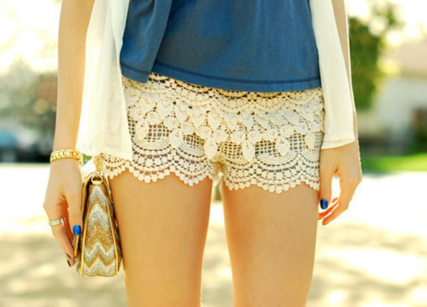 shorts bag cute accesoires