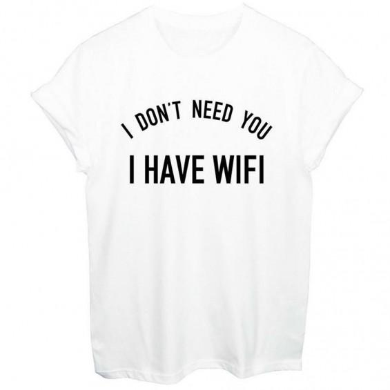 BOOGZEL | One love Wi-Fi T-Shirt