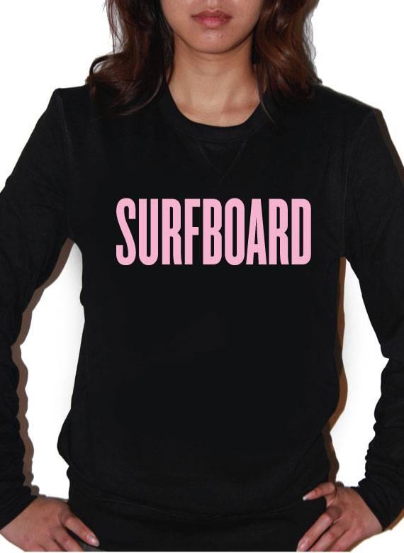 QUEEN B - SURFBOARD SWEATER - SUGAR&spikes
