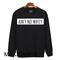 Ain't no wifey sweatshirt sweater unisex adults size s to 2xl