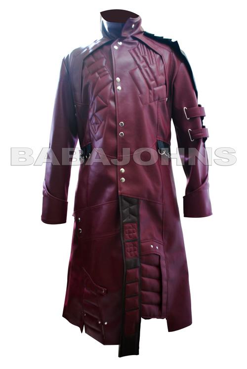 Guardian of Galaxy starlord long coat / Jacket