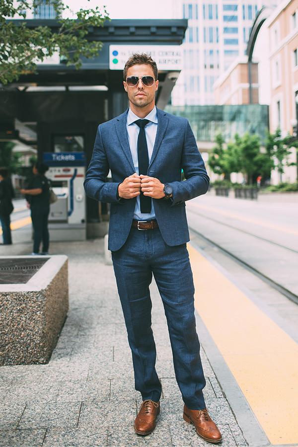 HampM Suit Pants Slim Fit 3499