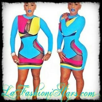 dress kaoir bodycon spandex bandeau bodycon dress